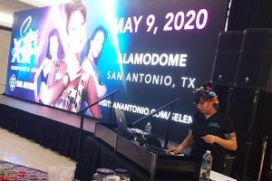 DJ Suzy Q at Discover San Antonio event on February 22-23